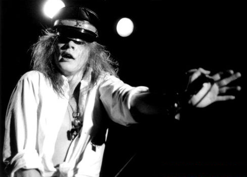 get-in-the-ring-gnr:    The Stone, San Francisco, CA, 1986.