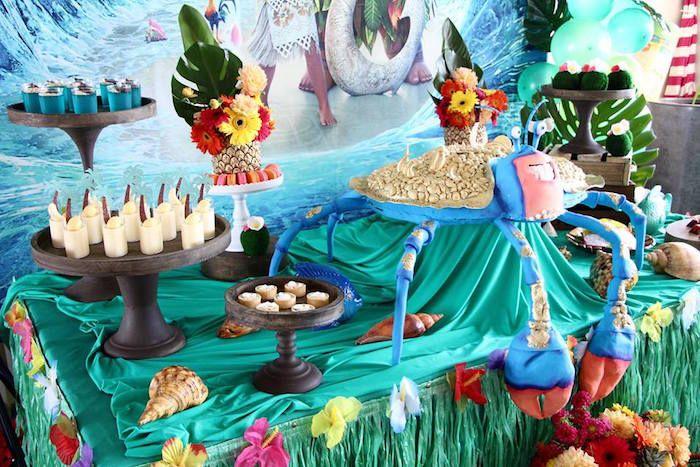 Moana Birthday Party Moana Party Moana Birthday Party Luau