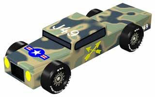 aerodynamic pinewood derby car designs car designer cool car designs