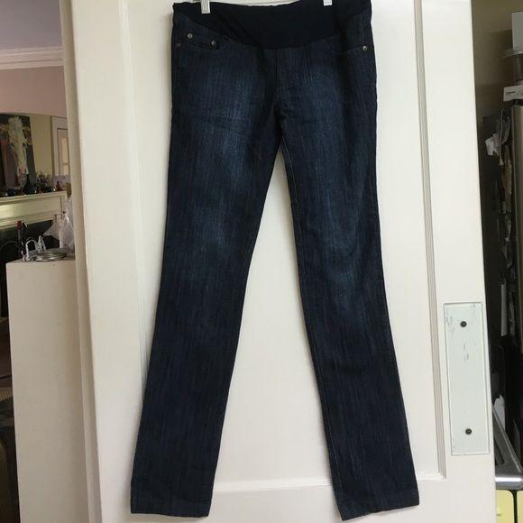 Elly b maternity jeans size small | Pantalones vaqueros de ...