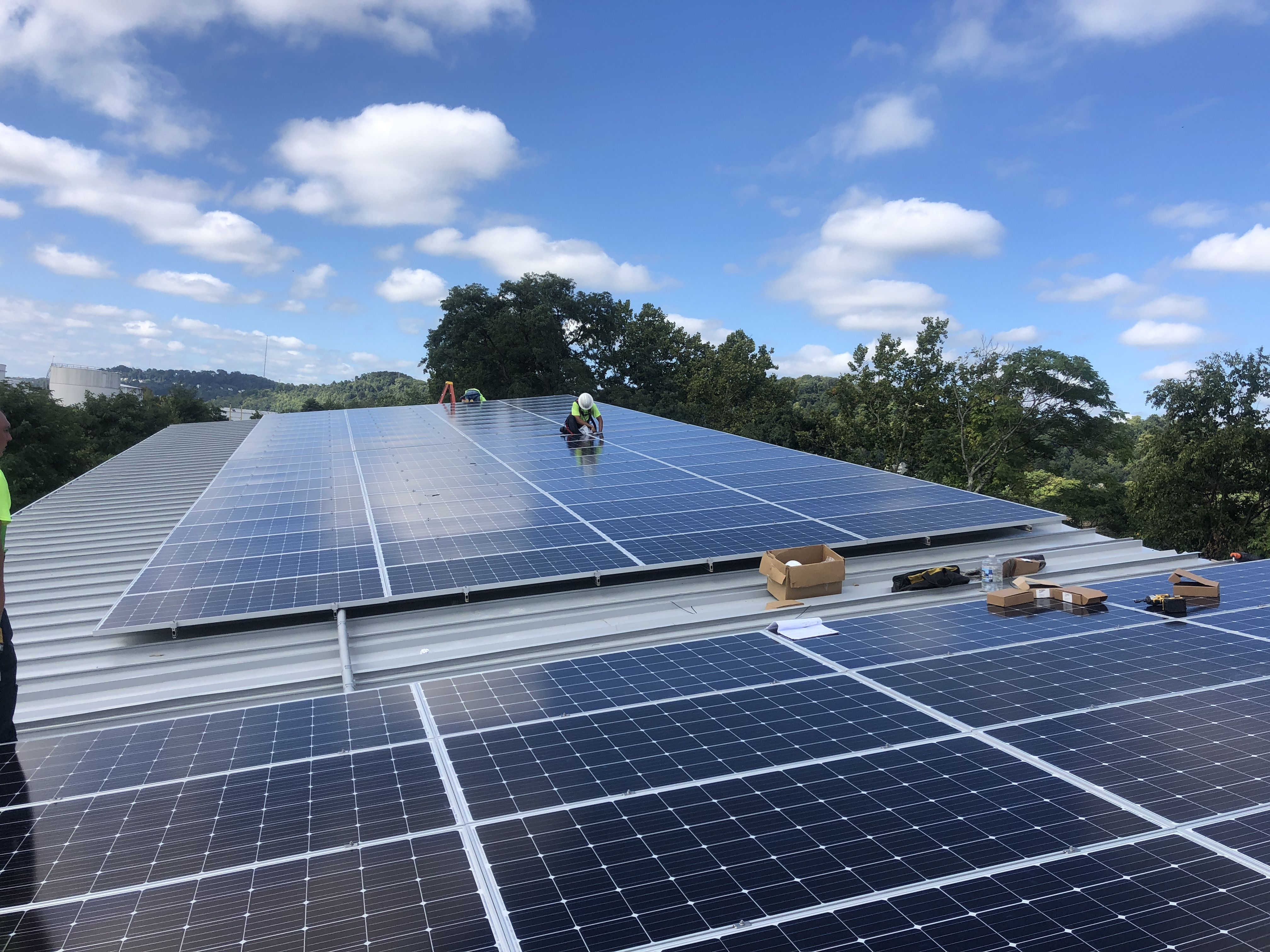 Commercial Solar Solar Solar Panels Roof Solar Panel