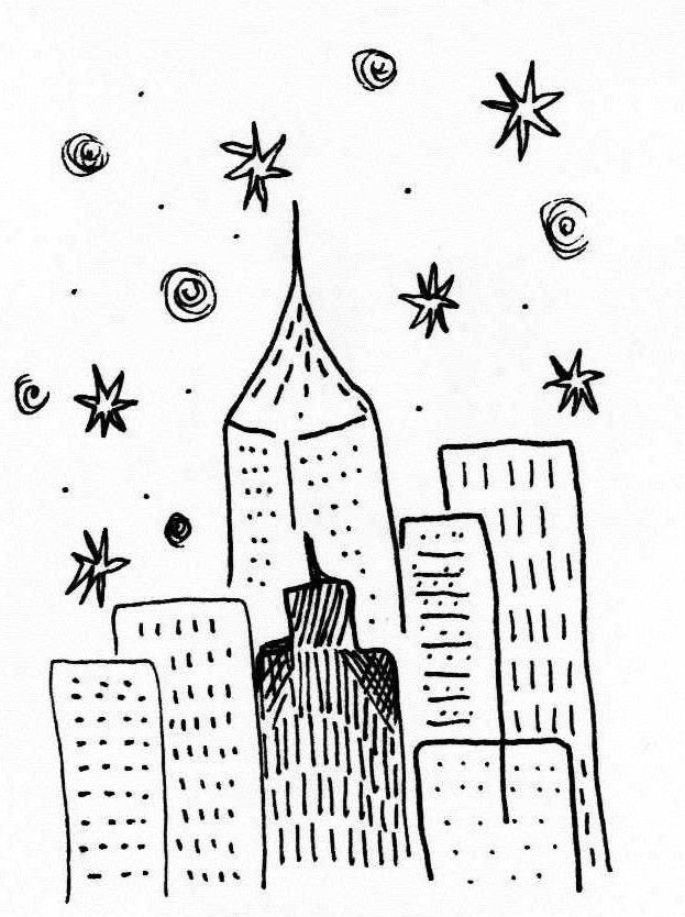 Urban Animals |NYC | A coming of age story in New York City. Illustrations and witty story-telling from a college graduate living in the city. Visit this hilarious and fun blog.