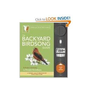 BACKYARD BIRDSONG GUIDE WESTERN NORTH AM (cl) (Cornell Lab of Ornithology)