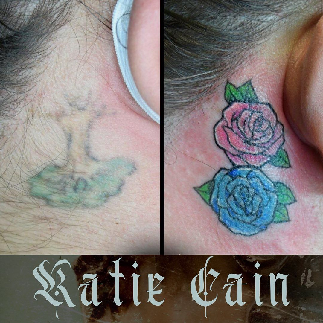 Coverup by katie cain katiecaintattoos