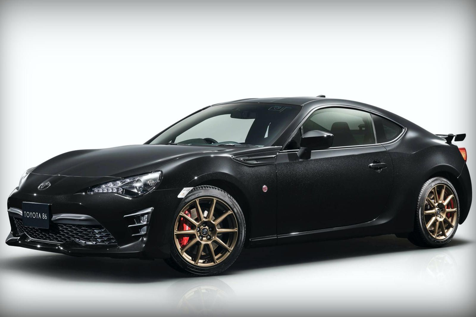 2021 Toyota 86 Black Limited Edition Top Speed In 2021 Toyota 86 Toyota Bronze Wheels