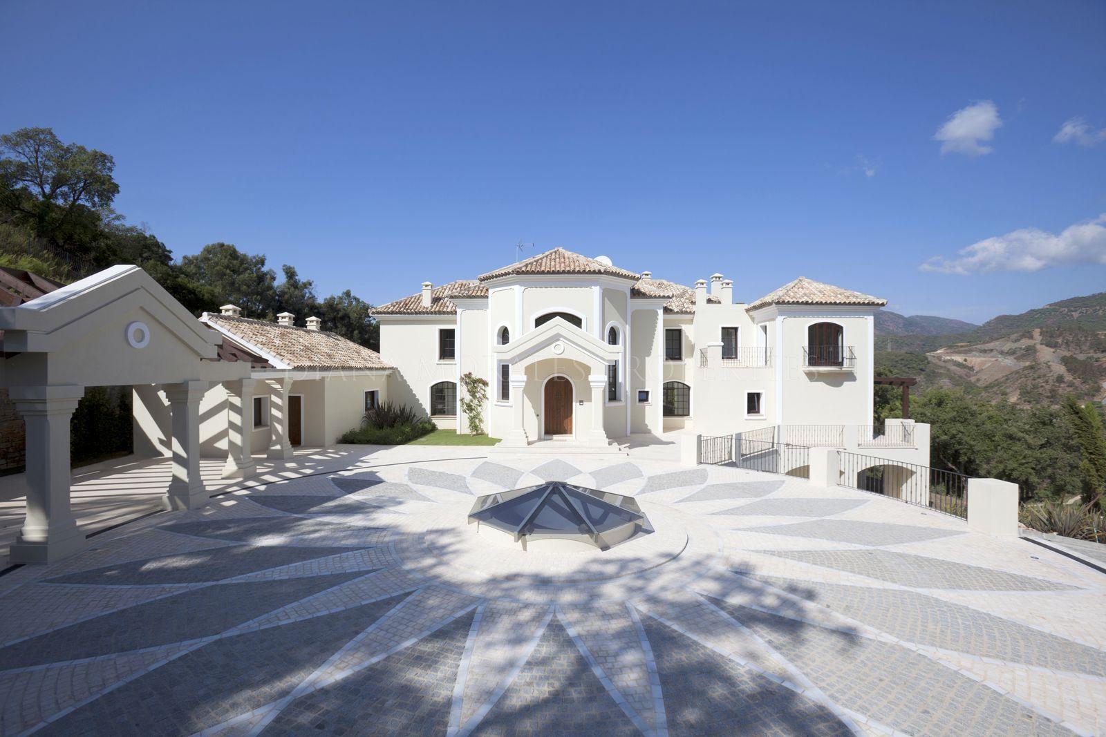 Newly Built Villa in La Zagaleta Estate - Villa, La Zagaleta, Benahavis