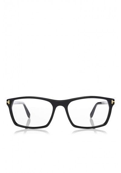 3eb18860c8 TOM FORD - Square Optical Frame Black