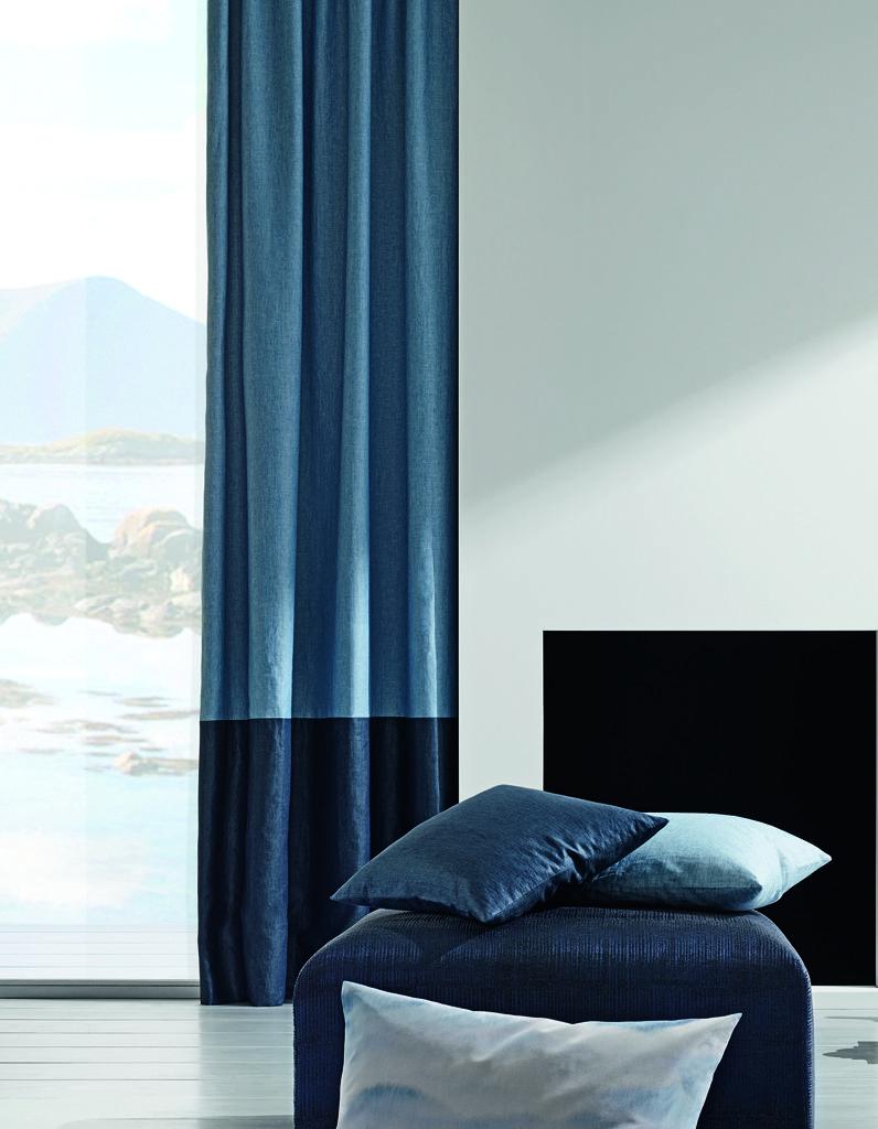 rideau bicolore des id es de rideaux pour faire r ver. Black Bedroom Furniture Sets. Home Design Ideas