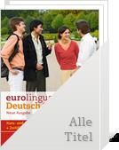 eurolingua deutsch als fremdsprache neue ausgabe arbeitsbl tter cornelsen german. Black Bedroom Furniture Sets. Home Design Ideas