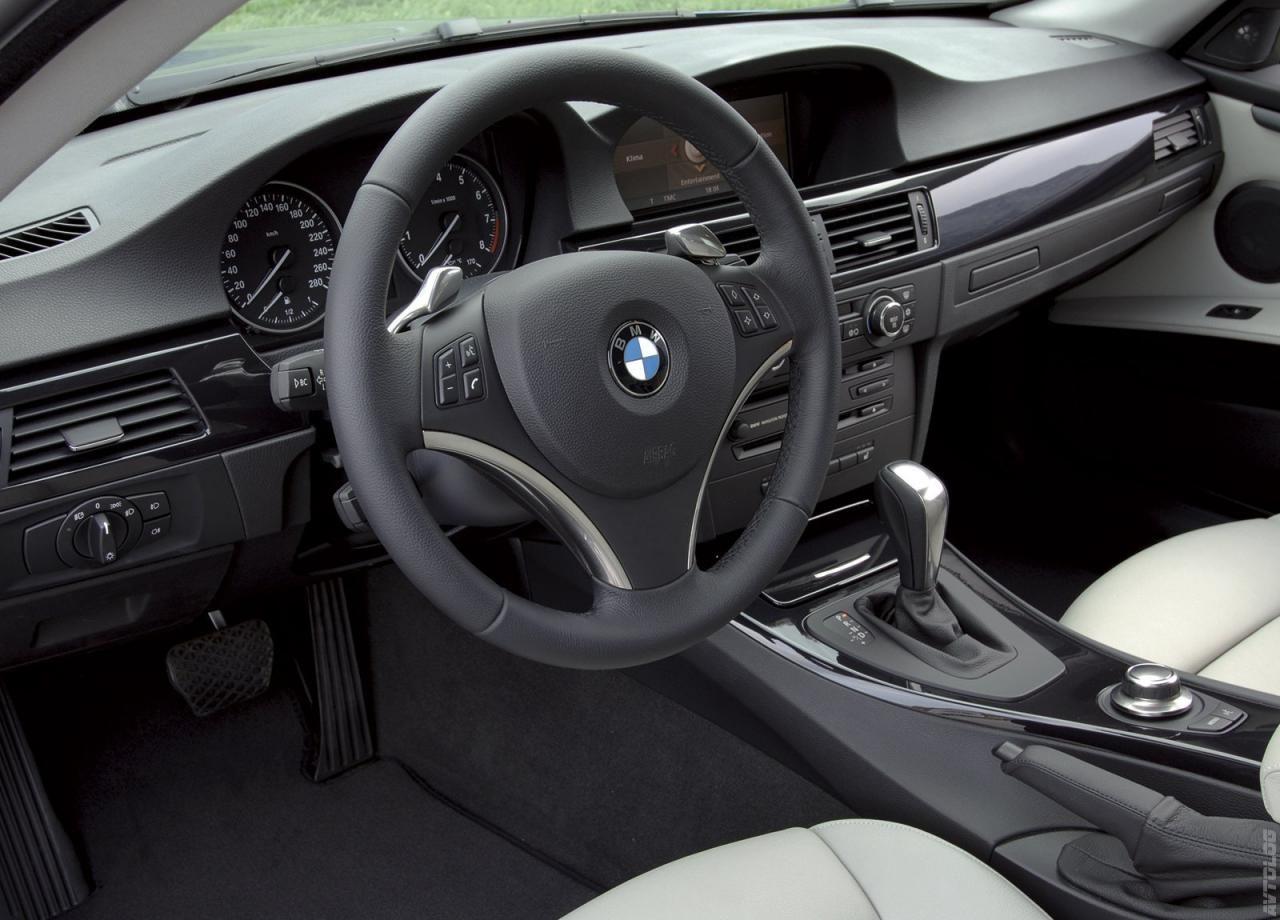 2007 Bmw 335i Coupe Automatic Interior