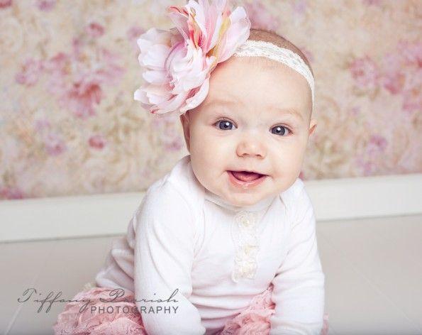 sweet baby portrait
