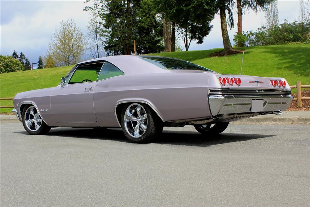 Pin On Chevy Impala Ss