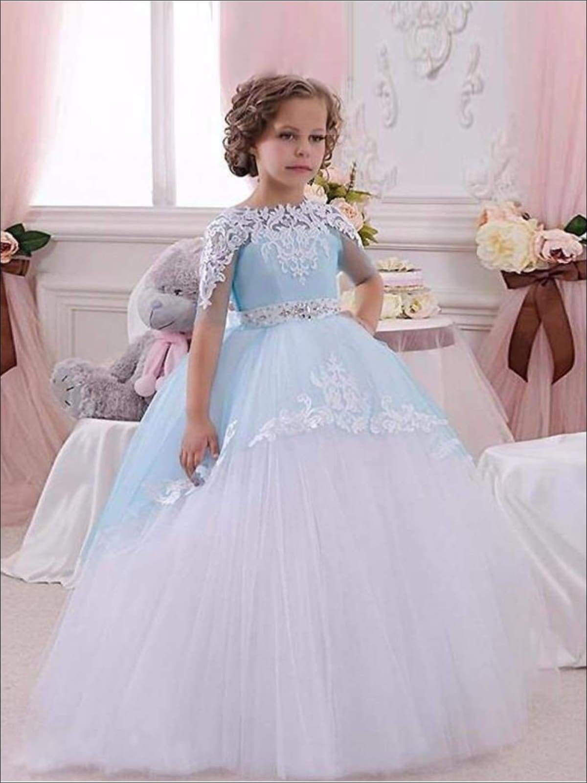 Girls Tutu Dress diamante/'s White Black Pink Pageant Bridesmaid Holy Communion