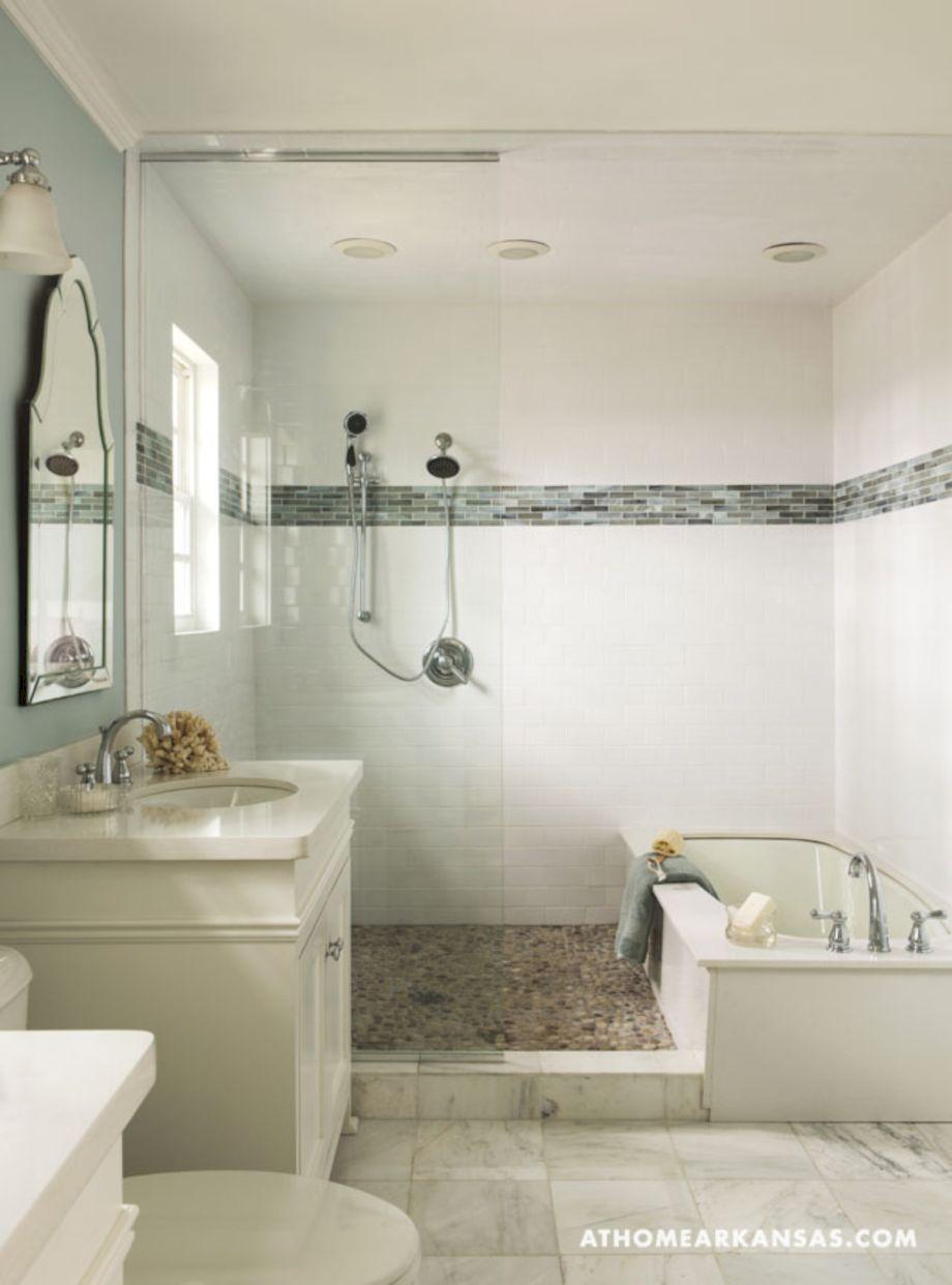 Pin by decoria on bathroom decorating ideas bathroom tub - Bathtub shower combo for small bathroom ...