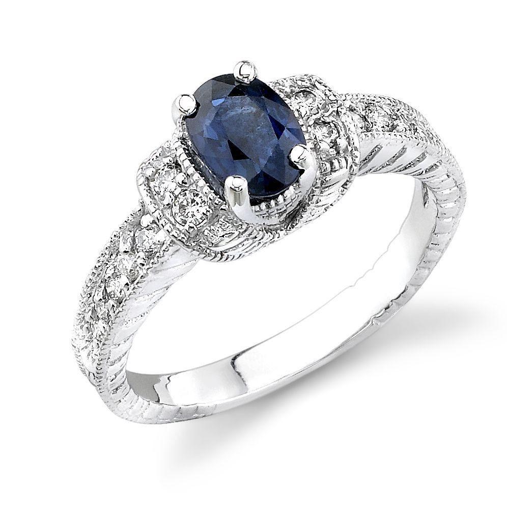 Символіка каменів у обручках та заручальних перстнях: Перстні з