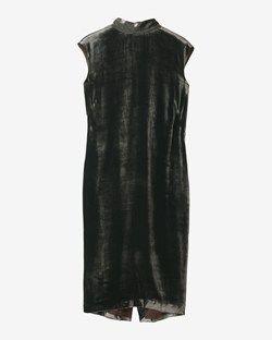 92be05ed SILK VELVET COLUMN DRESS by TOAST   Lovely Things   Velvet fashion ...