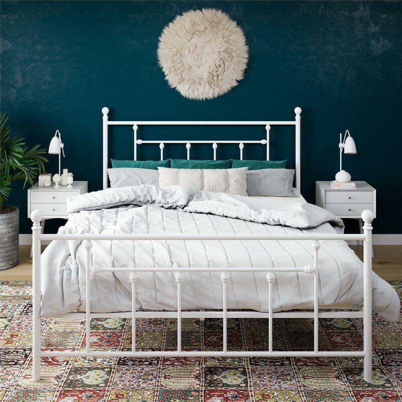 August Grove® Lyster Platform Bed & Reviews | Wayfair