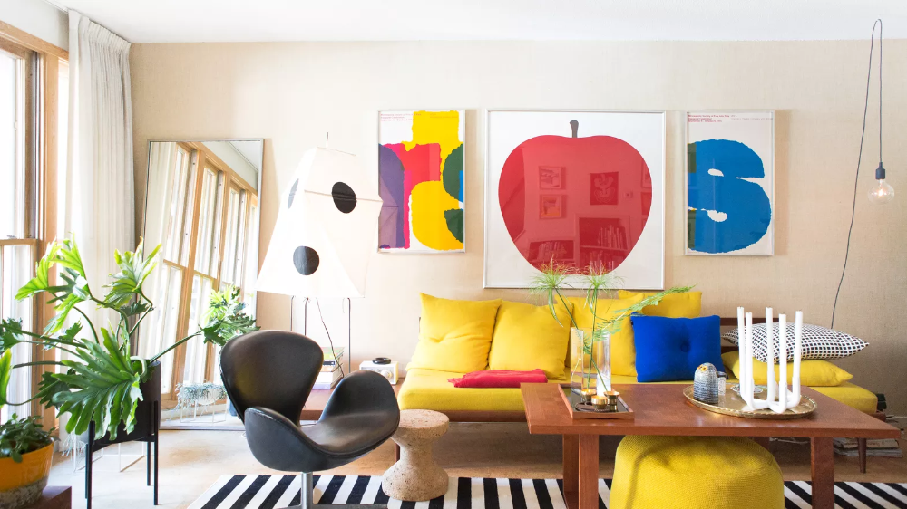 Inside a photo stylist's pictureperfect Minneapolis home
