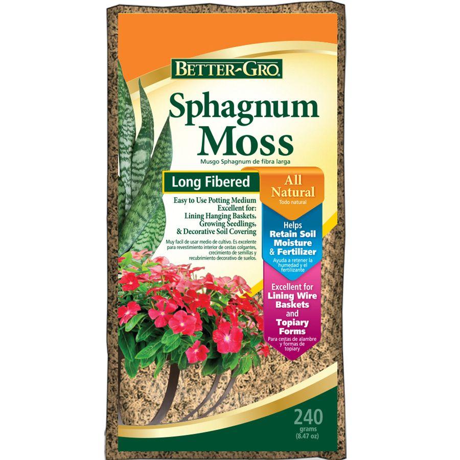 8.47oz Sphagnum Peat Moss Peat moss, Growing seedlings