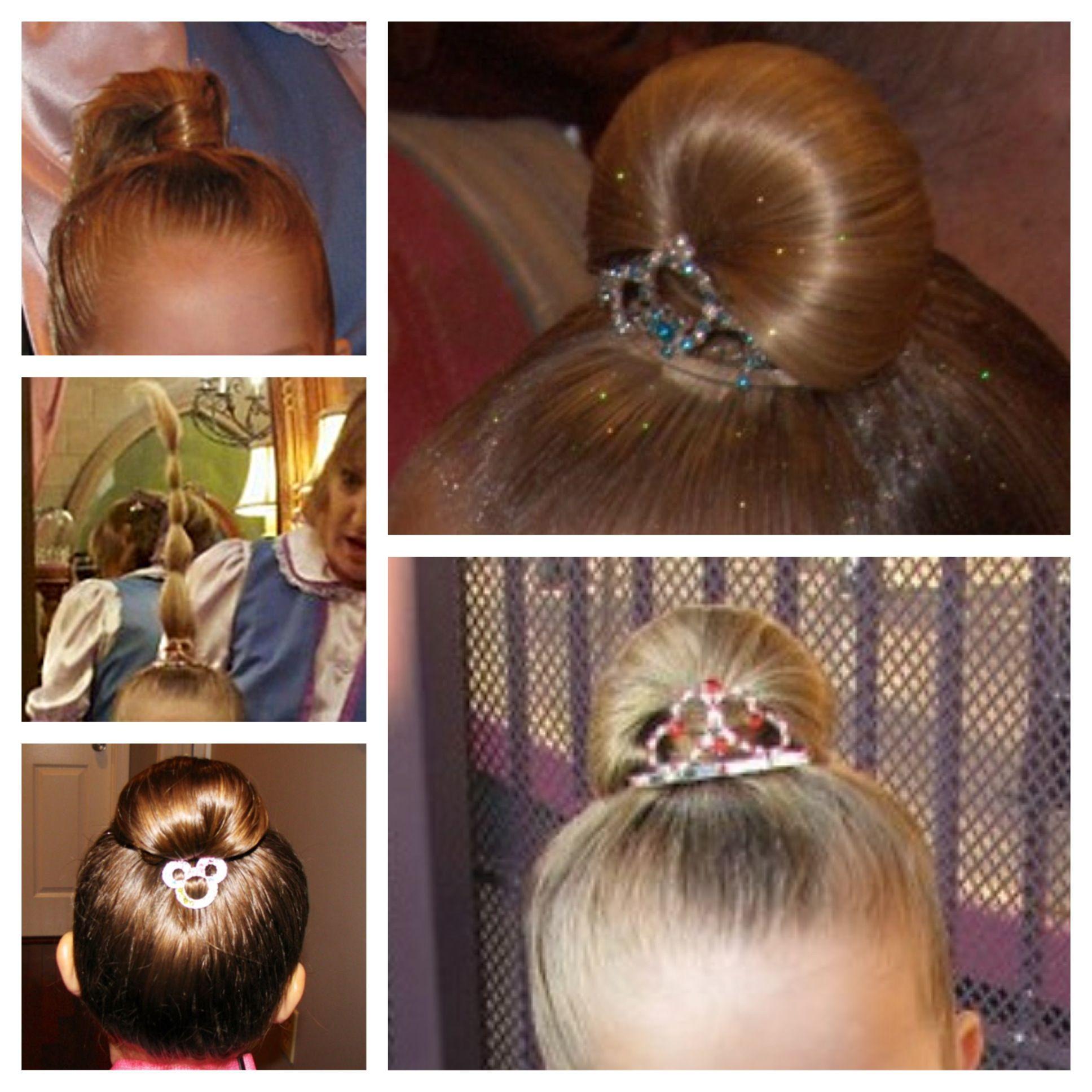 You can style the Bibbidi Bobbidi Boutique fairytale princess hair