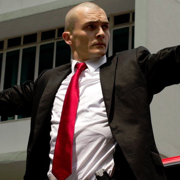 hitman agent 47 2007
