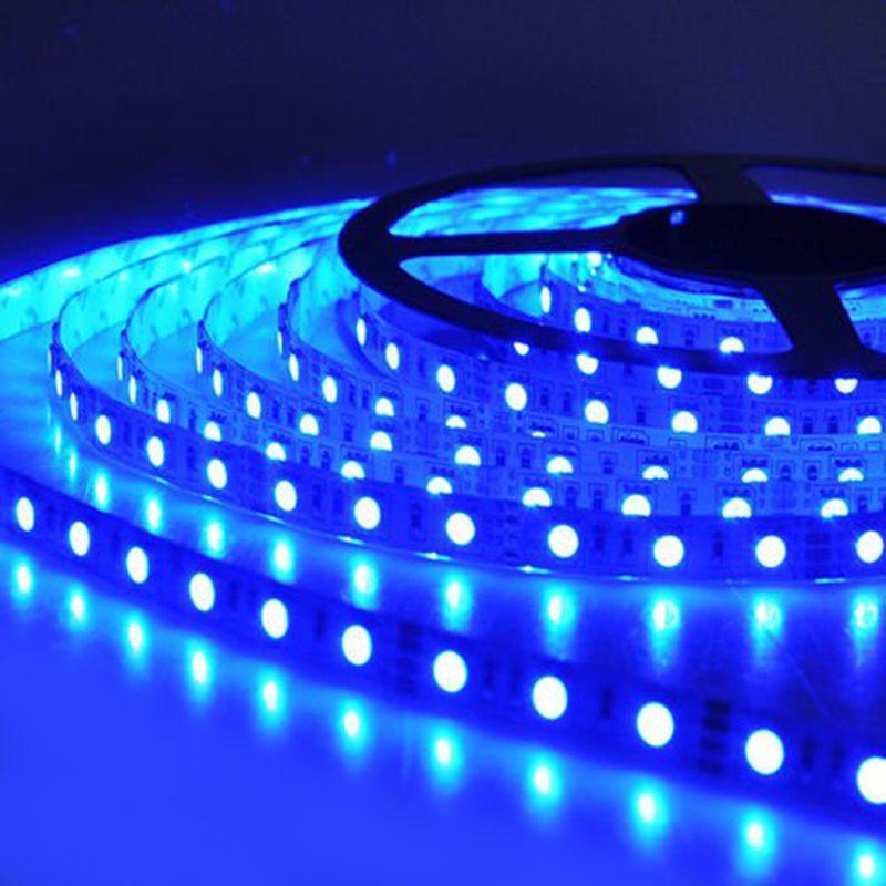 Aliexpress Com Buy Led Lighting 5050 Rgb Led Strip 5m Led Luz Dc 12v 60leds M No Waterproof Fita Tira De Led Buy Led Lights Led Decorative Lights Led Lights