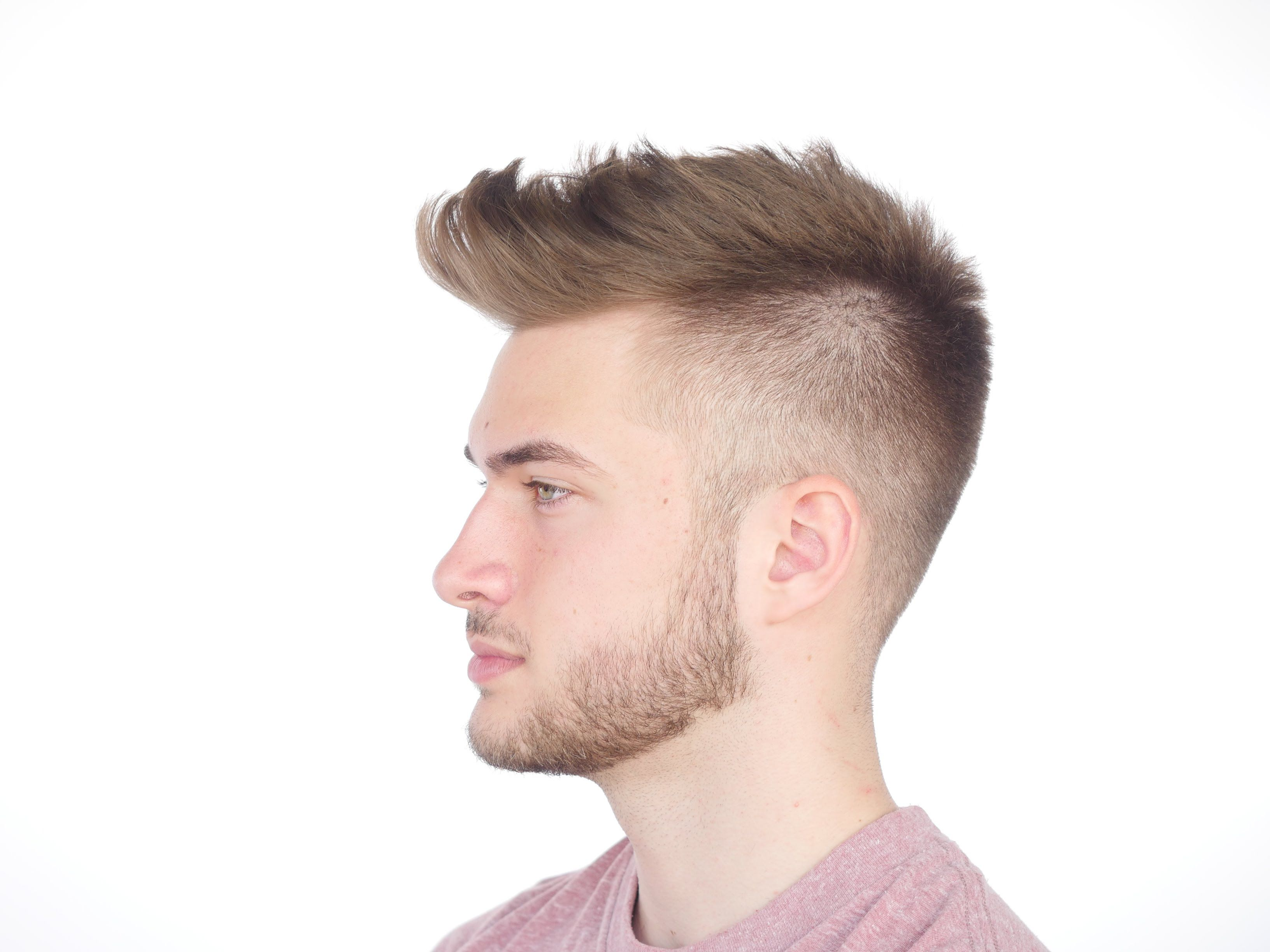 male model haircut - thesalonguy