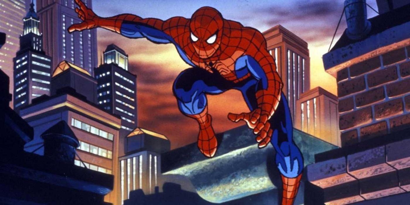 Spider Man Como Acabo La Serie De Animacion De Los 90 Spider Man Serie De Animacion Serie De Television Animada
