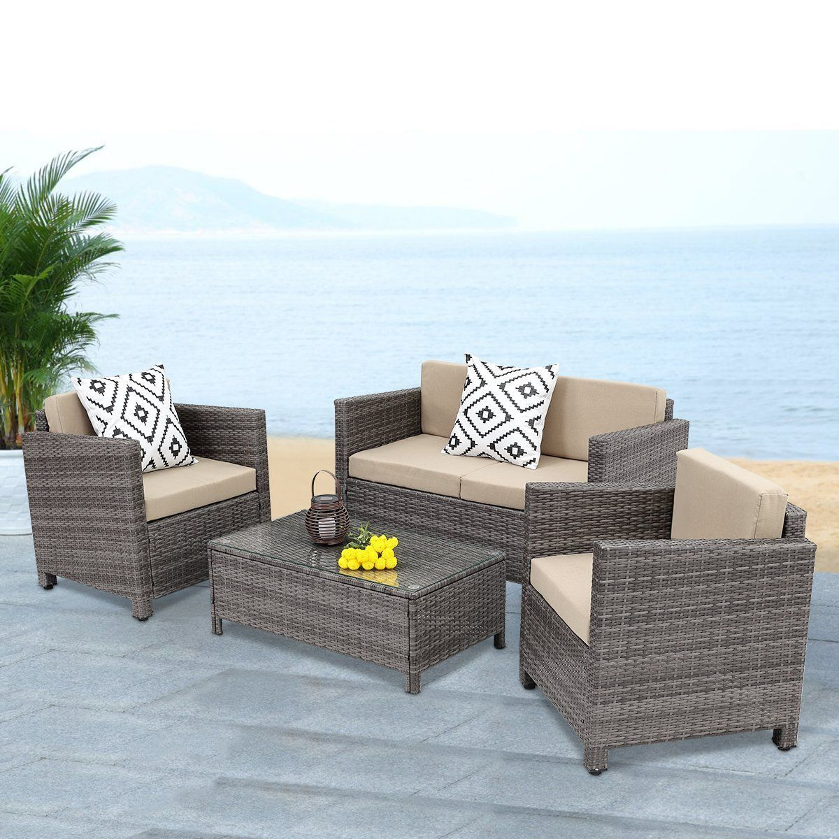 Best Wicker Outdoor Furniture For Sale Discover The Top Rated