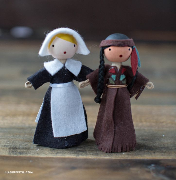 Pilgrim_Native_American_Dolls_Thanksgiving_Girls