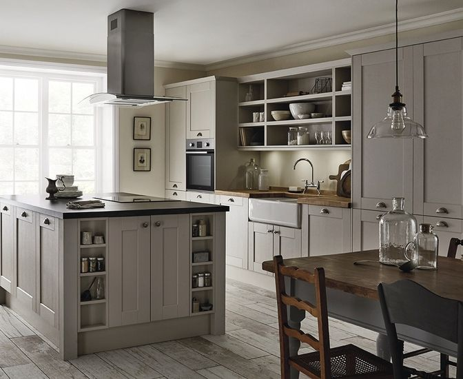 Fairford Cashmere Houses I Could Live In Kitchens Howdens