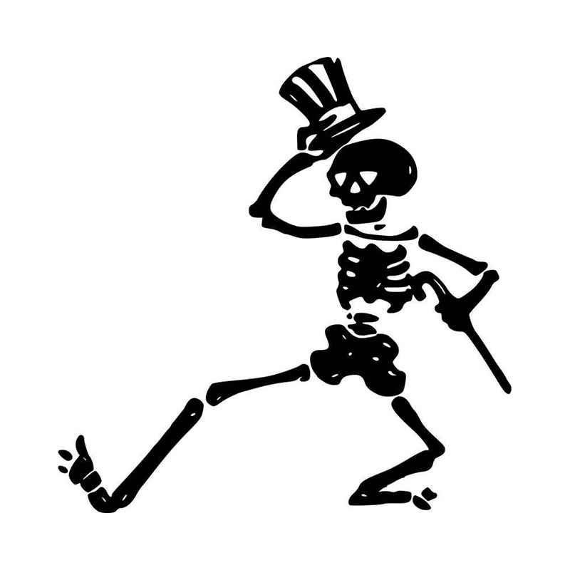 2addc23b7c8b8 Grateful Dead Dancing Skeletons Vinyl Decal Sticker BallzBeatz . com ...