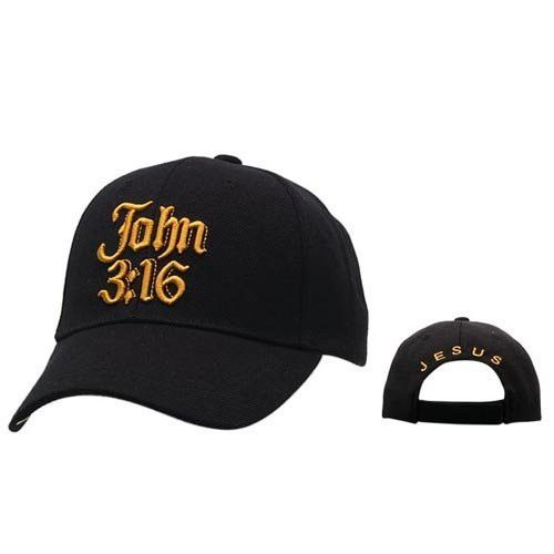 mens christian baseball caps embroidered black john adjustable cap hat cheap