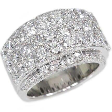 Mens Gold Wedding Ring With Diamond