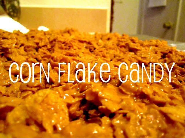 Corn Flake Candy |