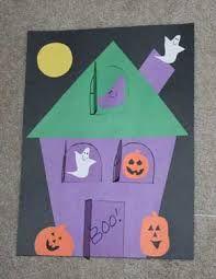 Resultado de Imagen párrafo de halloween manualidades para niños pequeños