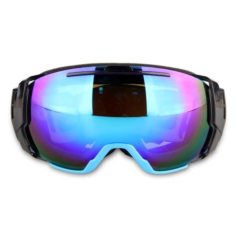 4222f765718 GIYO Women Men Ski Snowboard Goggles UV 400 Anti-fog Over Glasses Skiing  Eye Wear