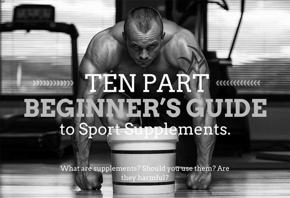 To answer all of your queries we have developed a ten part beginner's guide that will cover supplements from head to toe. We'll take you on a journey of the origin of sport supplements.  | nutritionsouq.com