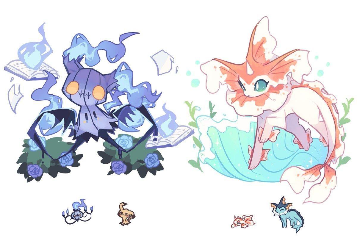 Pokemon fusions | Pokéfusion / Pokémon Fusion