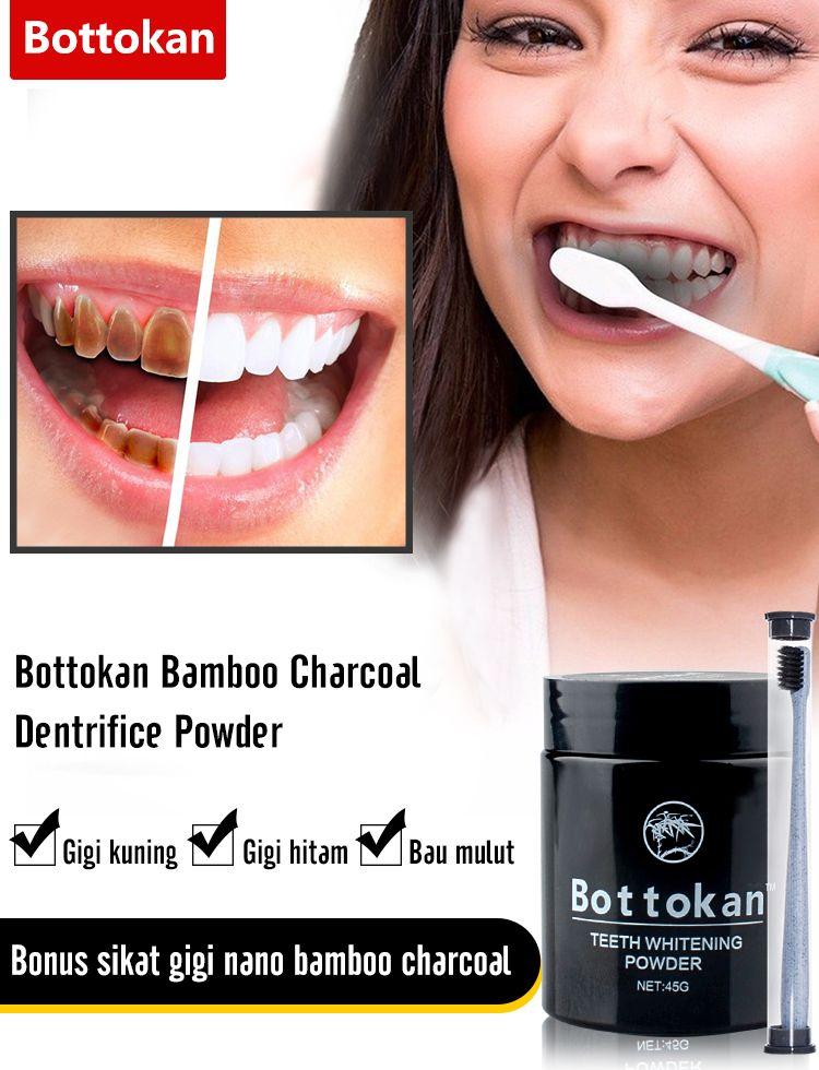Official Website B Bottokan Tooth Whitening Powder Tips