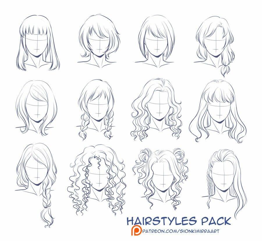 This Drawing Doesn T Belong To Me Hair Sketch Art Drawings Hair Art