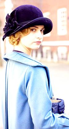 Downton Abbey hat #FashionSerendipity #Fashion #hat