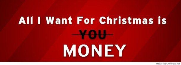 Christmas Humor   All I Want For #Christmas is . . .