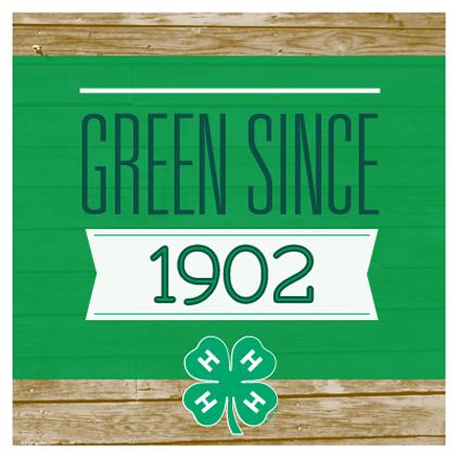 The original green organization. 4 h, Development programs