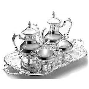 Sterling Silver Tea Set