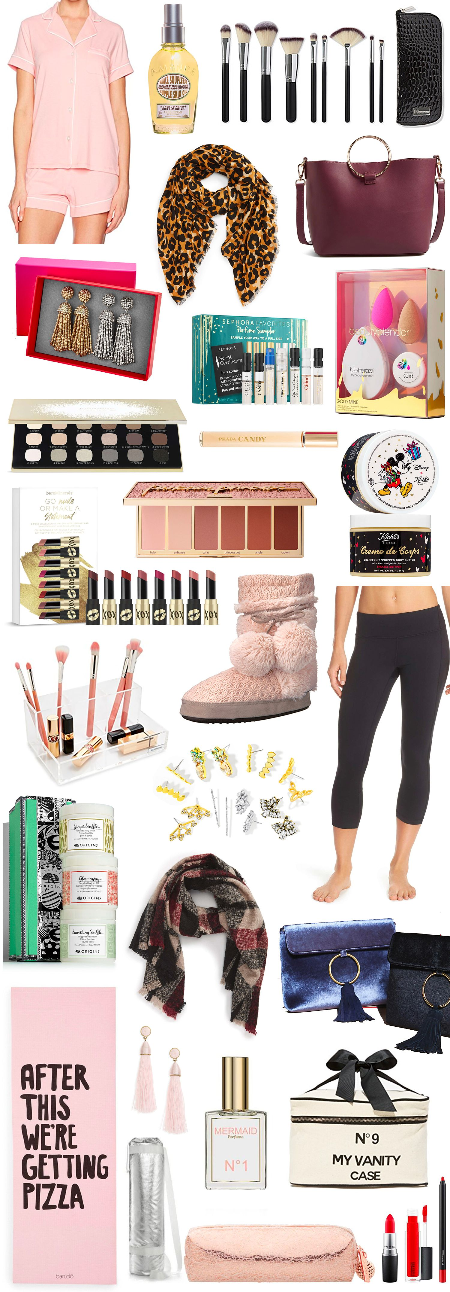The best Christmas gift ideas under $50! She's guaranteed to