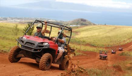Just booked this!!  So excited  Maui ATV Tours   Kahoma Ranch ATV