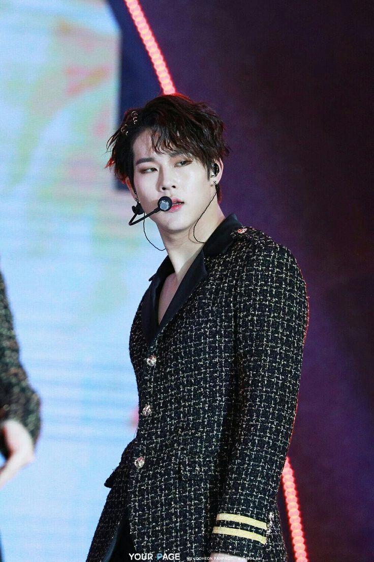 Guess The Male Kpop Idol Quiz By Bedowolf187 In 2020 Monsta X Jooheon Jooheon Monsta X