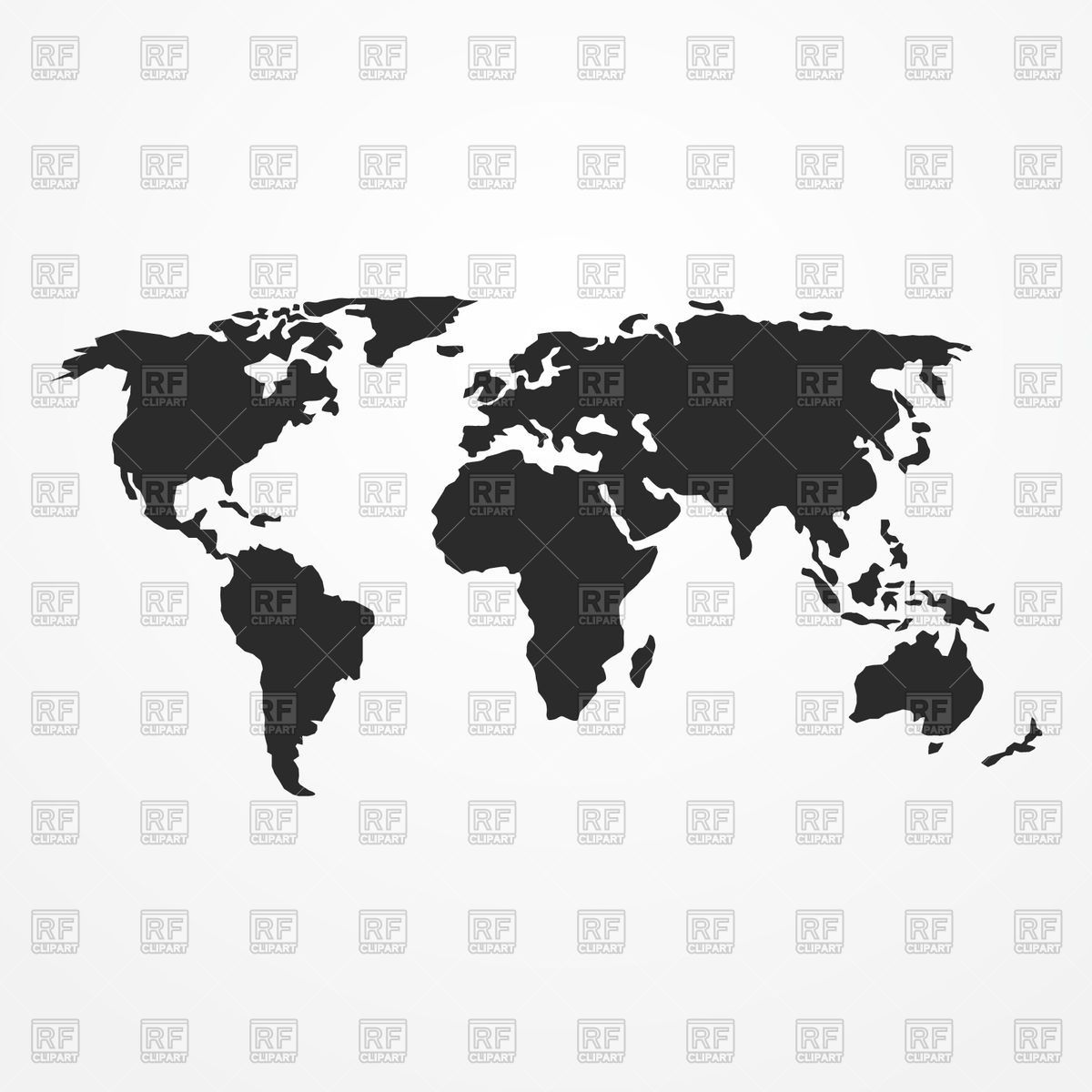 Download free image world map silhouette 77668 silhouettes download free image world map silhouette 77668 silhouettes outlines world map gumiabroncs Image collections