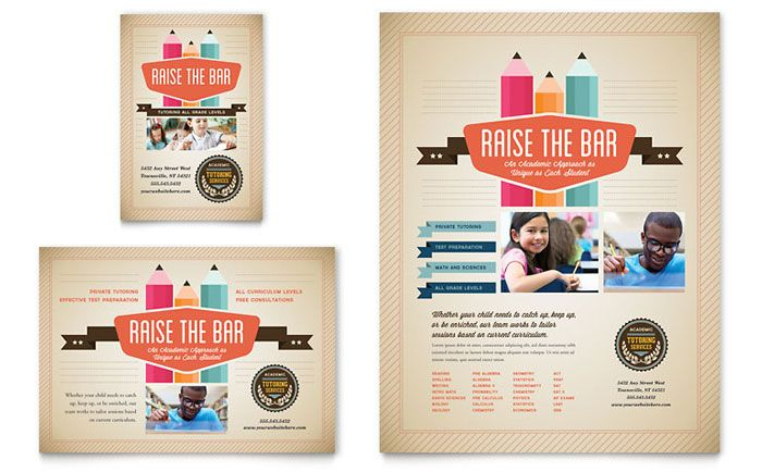 flyer layouts